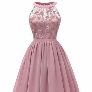 Pink Swing Dress - NEW!